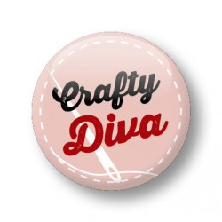 Button - Crafty Diva