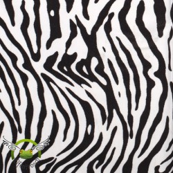 "0,1m Viskose-Stretch ""Zebra"""