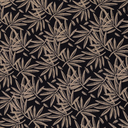 """0,1m Jersey """"Chalk Leaves"""" by Cherry Picking"""