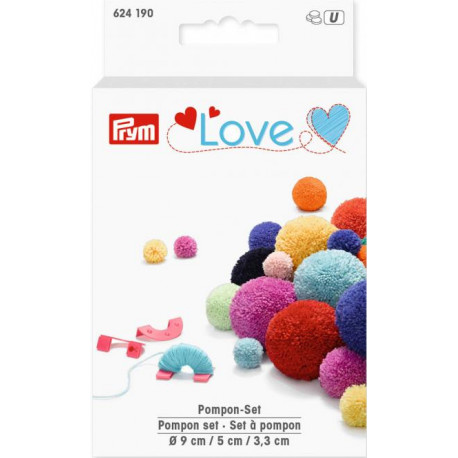 PRYM Love Pompon Set