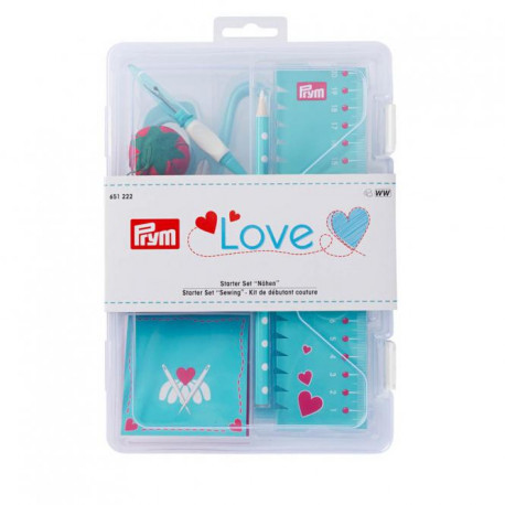 "PRYM Love ""Starter Set"" - mint-türkis"