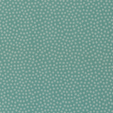 "0,1m Baumwolle ""Dotty"" 2mm - mint"