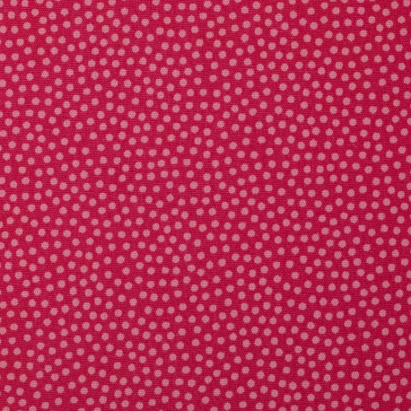 "0,1m Baumwolle ""Dotty"" 2mm - pink"