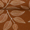 """0,1m Sweat French Terry """"Hedda"""" terracotta by Swafing"""