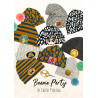 """Panel """"Beanie Party"""" by Cherry Picking"""