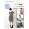 """Bluse """"SOMMER.bluse"""" by leni pepunkt, Papierschnittmuster"""